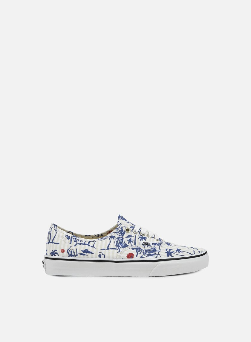 Vans - Authentic Hula Stripes, True White