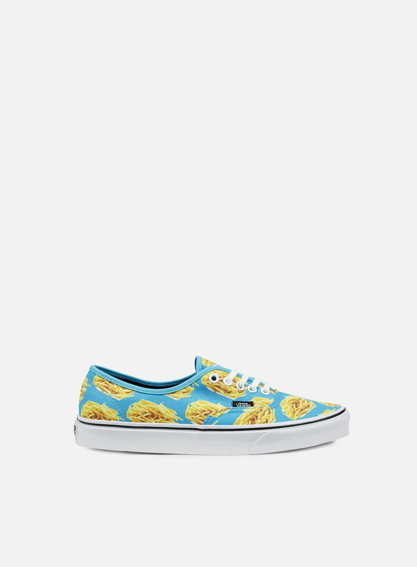 Vans - Authentic Late Night, Blue Atoll/Fries