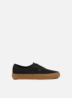 Vans - Authentic Light Gum, Black 1