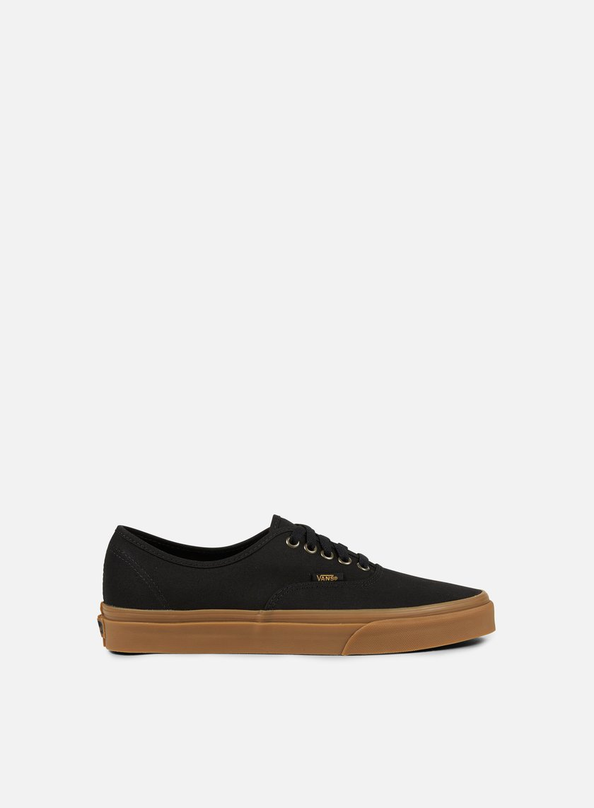 Vans - Authentic Light Gum, Black