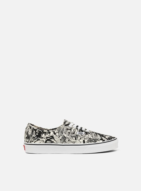 sneakers vans authentic marvel multi women