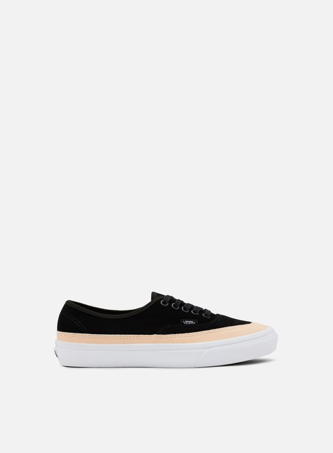 sneakers vans authentic mg tan black true white