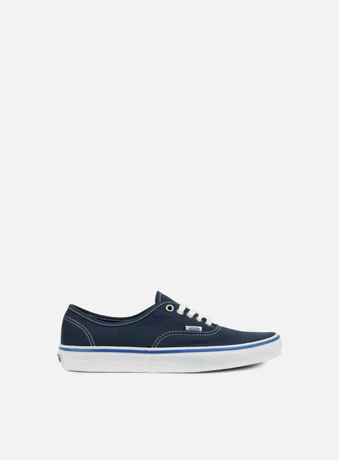 sneakers vans authentic midnight navy true white