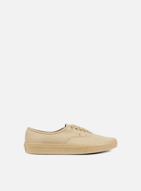 sneakers vans authentic mono surplus khaki khaki