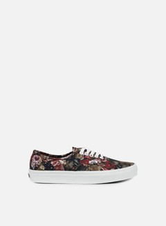 Vans - Authentic Moody Floral, Black/True White 1