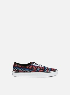 Vans - Authentic Moroccan Geo, Black/True White