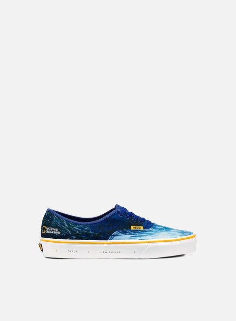Sneakers da Skate Vans Authentic National Geographic