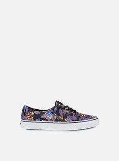 Vans - Authentic Nintendo, Donkey Kong/Black 1