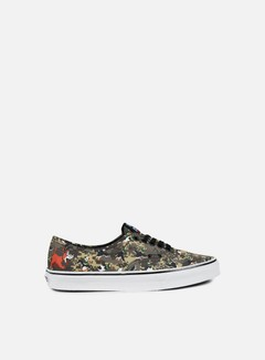 Vans - Authentic Nintendo, Duck Hunt/Camo