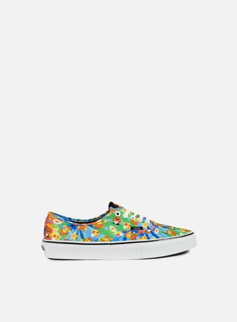 Low Sneakers Vans Authentic Nintendo