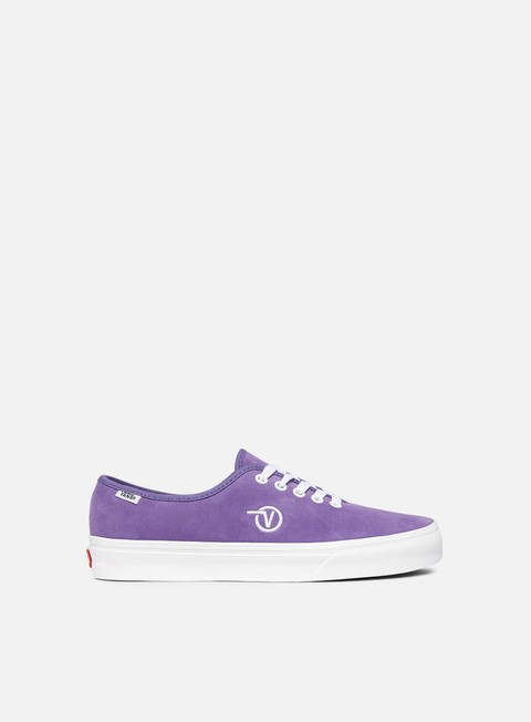 sneakers vans authentic one piece circle v veronica suede