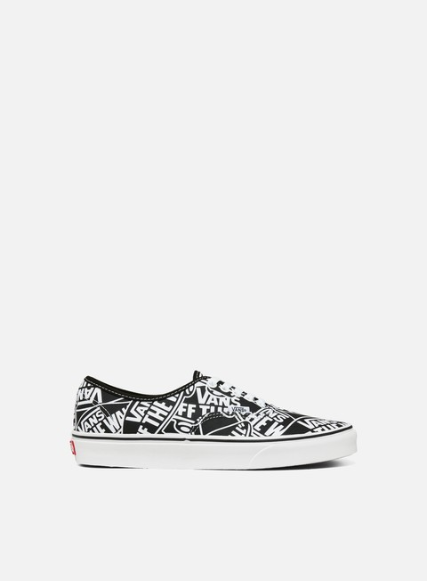 Sale Outlet Low Sneakers Vans Authentic OTW Repeat