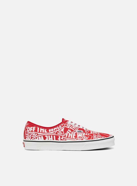 Outlet e Saldi Sneakers Basse Vans Authentic OTW Repeat b2ae34591e4