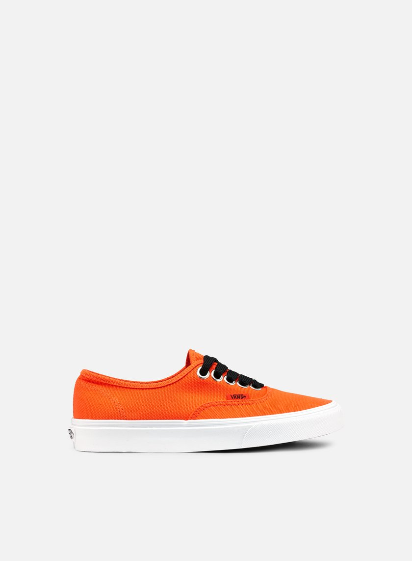Vans Authentic (Oversized Lace) Flame/ True White