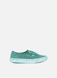 Vans - Authentic Paisley Overwash, Turquoise 1