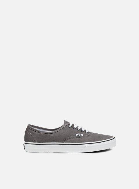 sneakers vans authentic pewter black