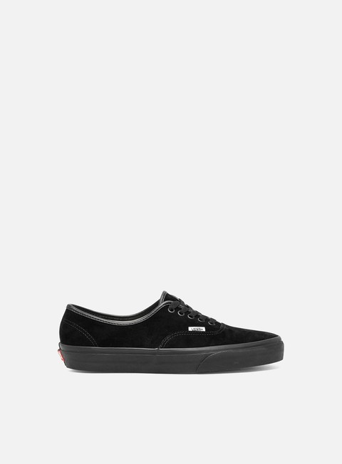 Sale Outlet Low Sneakers Vans Authentic Pig Suede