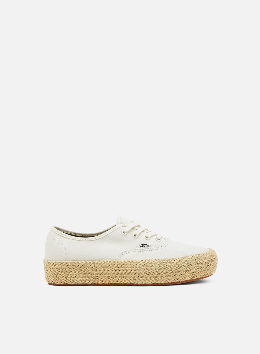 6f371593ee2 VANS Authentic Platform Espadrille € 30 Low Sneakers