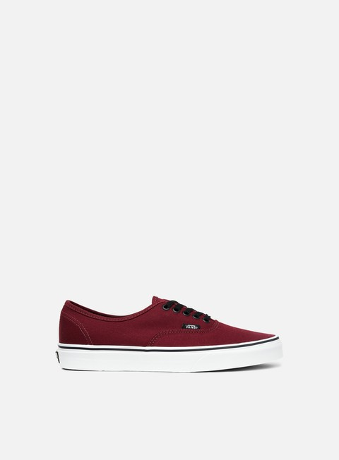 sneakers vans authentic port royale black