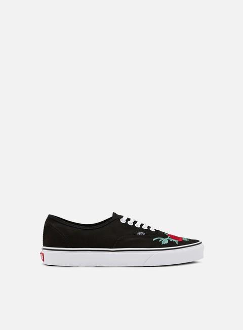 Sneakers da skate Vans Authentic Rose Thorns