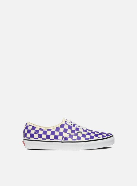 Outlet e Saldi Sneakers Basse Vans Authentic Thermochrome Checker