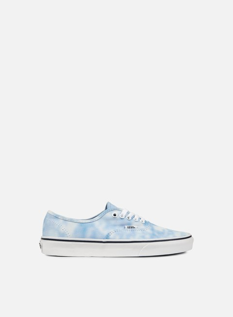sneakers vans authentic tie dye palace blue