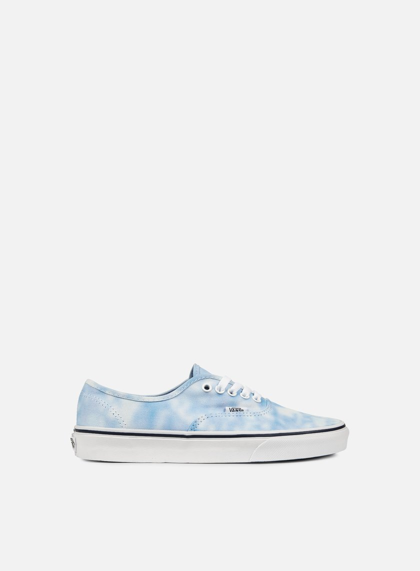 Vans - Authentic Tie Dye, Palace Blue