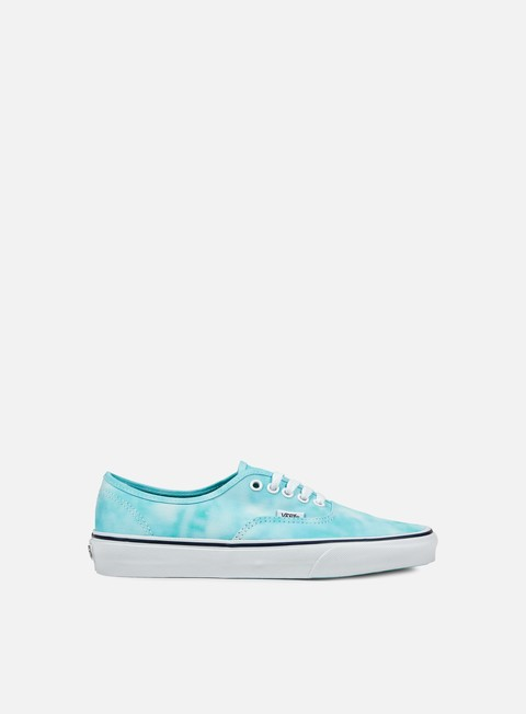 sneakers vans authentic tie dye turquoise