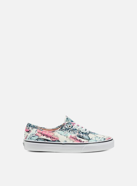 sneakers vans authentic tropical multi true white
