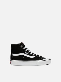 Vans - Black Ball Hi SF, Black/True White 1