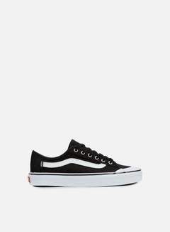 Vans - Black Ball SF, Black/White/Black 1