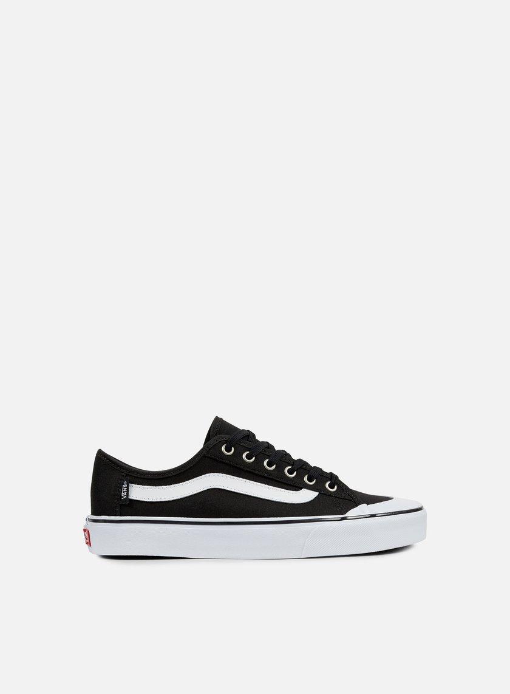 Vans - Black Ball SF, Black/White/Black