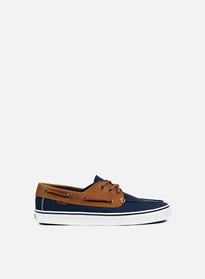 Vans - Chauffeur SF C&L, Dress Blues/White