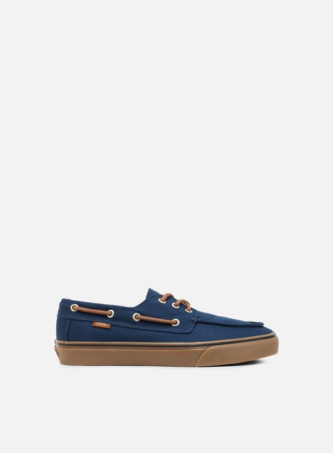 sneakers vans chauffeur sf dress blues gum