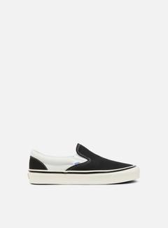 Vans - Classic Slip-On 98 Anaheim Factory, Black/White
