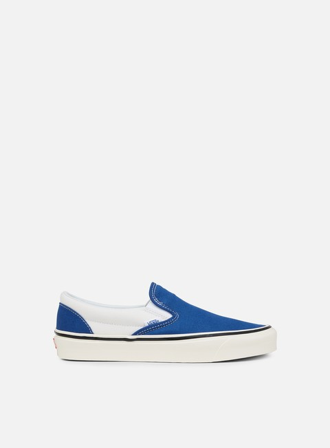 sneakers vans classic slip on 98 anaheim factory og blue white
