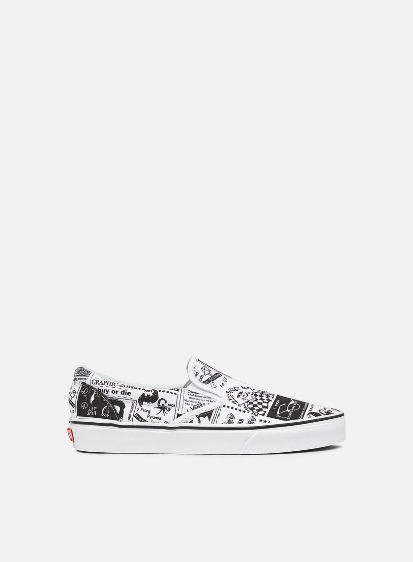 89cf7e6bfa9b1a VANS Classic Slip-On Ashley Williams € 85 Low Sneakers