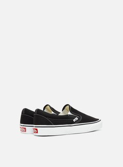 Vans - Classic Slip-On, Black/White 3
