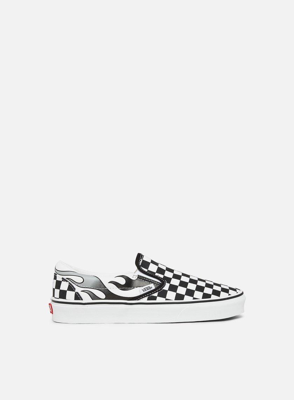 Vans Checkerboard Flames! Shoes Vans Checkerboard Flames
