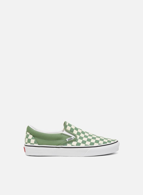 Sneakers Basse Vans Classic Slip-On Checkerboard