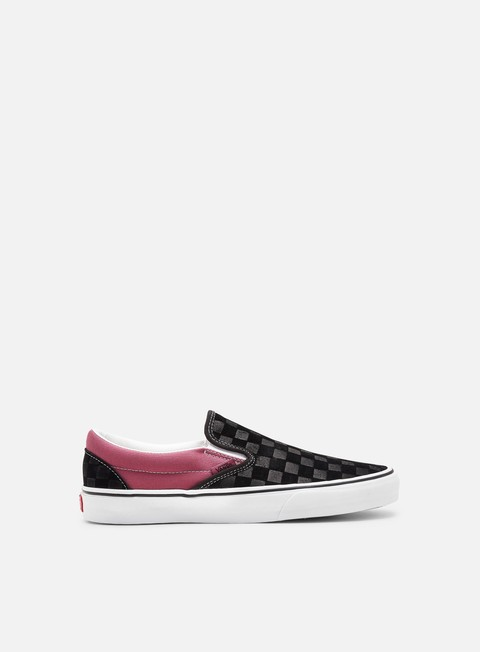Vans Classic Slip-On Deboss Checkerboard