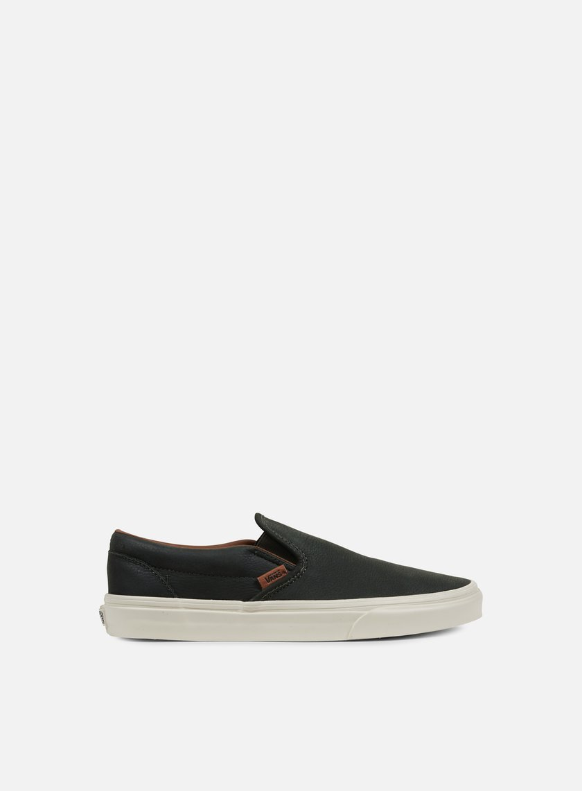 VANS Classic Slip-On DX Premium Leather € 45 Low Sneakers  43e50e4da