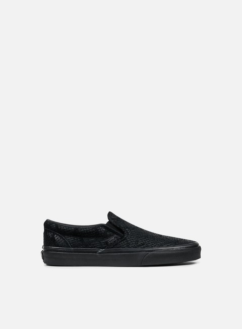 sneakers vans classic slip on dx reptile black