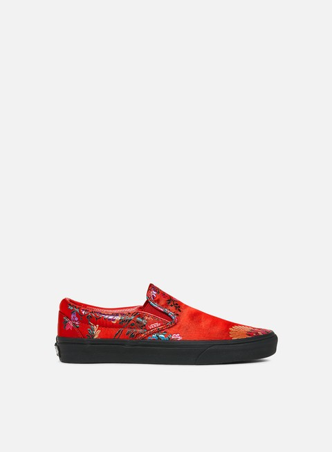 Sneakers Basse Vans Classic Slip-On Festival Satin