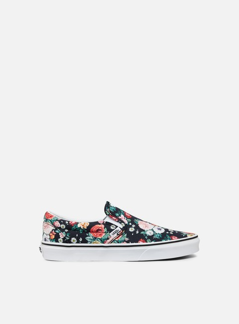 Outlet e Saldi Sneakers Basse Vans Classic Slip-On Garden Floral
