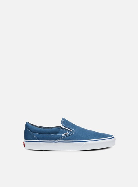 sneakers vans classic slip on navy