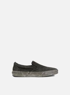 Vans - Classic Slip-On Overwash Paisley, Black 1