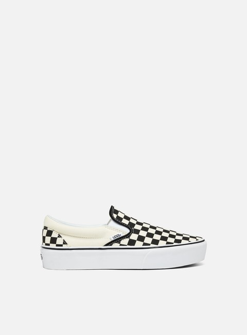 Low Sneakers Vans Classic Slip-On Platform