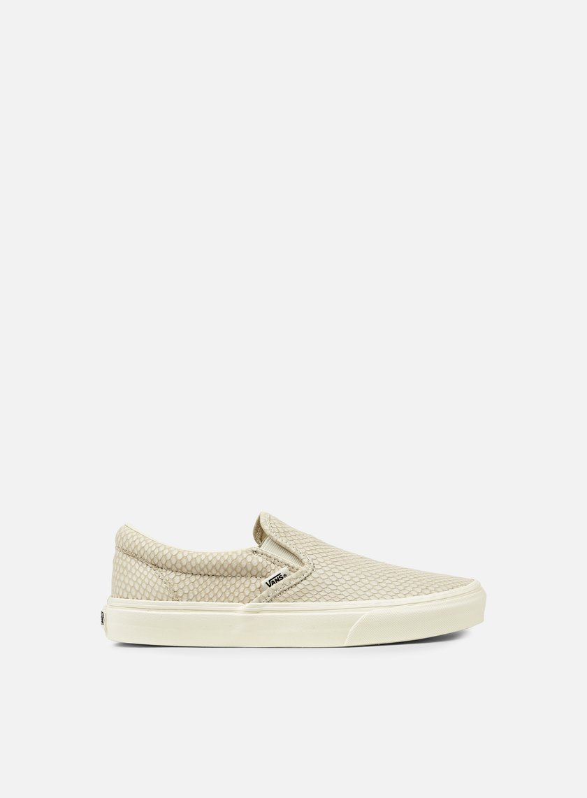 f58a4069c5 VANS Classic Slip-On Snake Leather € 30 Low Sneakers