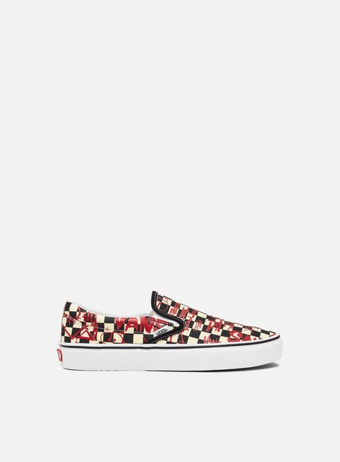 Outlet e Saldi Sneakers Lifestyle Vans Classic Slip-On Vans Crew